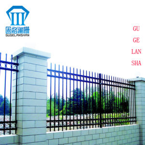 High Quality Wrought Zinc Steel Fence 003 pictures & photos