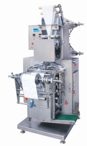 Zjb-280 Vertical Wet Tissue Packing Machine (Double Line) pictures & photos
