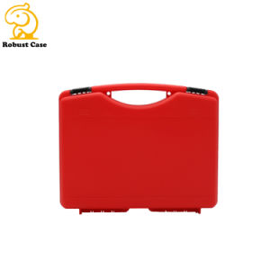 China Ningbo Factory Travelling Plastic Carry Case with Foam Inside