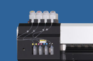 Sinocolor Sj-740 Eco Solvent Printer with Epson Dx7 Micro-Piezo Head (2 PCS) pictures & photos
