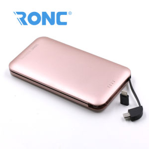 Xtmas Promotional Gift Portable Power Bank 8000mAh Full Capacity pictures & photos