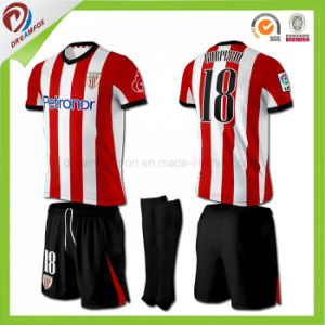 08db85768 China 2017 Dreamfox Sportswear Custom Sublimation Football Shirt for ...