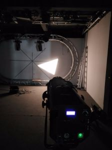 LED Zoom Profile Ellipsoidal Leko Light for Theatrical Lighting pictures & photos