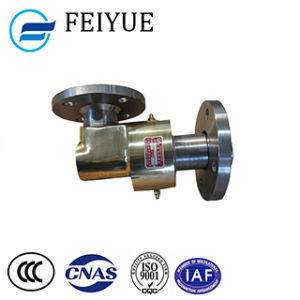 China Flange Connecting Steam Rotating Union Copper Rotary