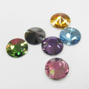 Crystal Ab Color Cycle Crystal Fancy Stone pictures & photos