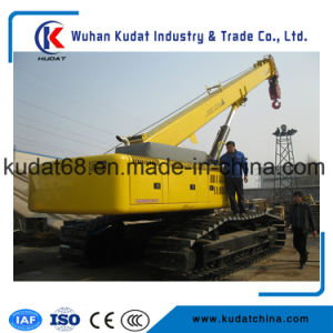 25tons Mobile Crawler Crane (QUY25) pictures & photos