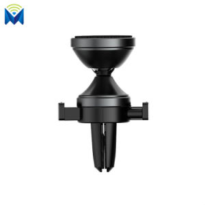 Aluminium Alloy Universal Air Vent Magnetic Car Mount Holder for Mobile Phone Cellphone