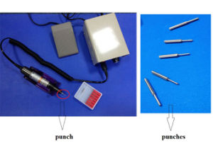 Electric Fue Hair Grafts Extract Punches pictures & photos