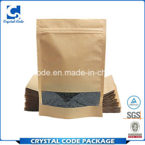 High Quality with Competitive Price Zipper Paper Bag