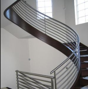 Stainless Steel Railing Rod Stair Handrail Price India pictures & photos