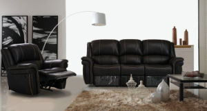 Contemporary Recliner Sofa Home Theater Leisure Furniture