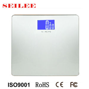 200kg/50g Electronic Body Scale with Blue Backlit pictures & photos
