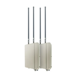 Industry Level Outdoor Dual Frequency CPE (2.4G and 5.8G) pictures & photos