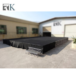 Mobile Stage Equipment with Aluminum Stage Riser for Concert/Event/Party