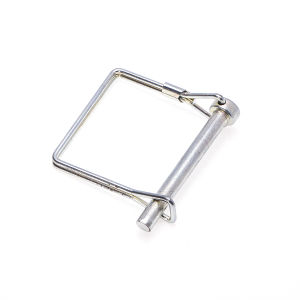 China Carbon Steel Wire Lock Pin Lynch Pin - China Carbon Steel Wire ...