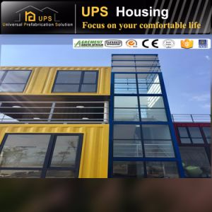 Permanent Residential Environmental Friendly Foldable Container House Water Proof pictures & photos