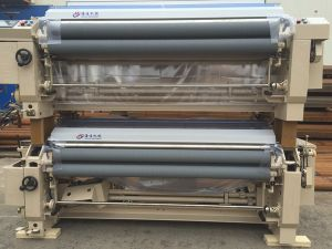 Double Nozzle Dobby Shedding Water Jet Loom pictures & photos