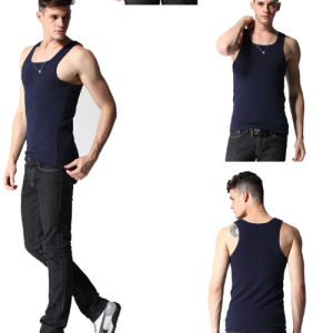 Vest Manufacturer in China / Cotton Custom Vest pictures & photos