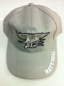 Military Baseball Cap with Embroidery pictures & photos