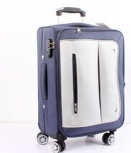 Canvas EVA Trolley with Luggage for European Market