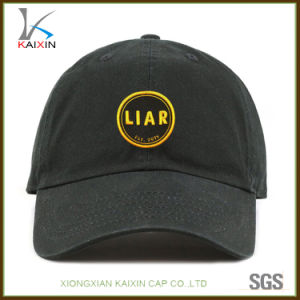 675ad709 China Custom Embroidery Patch Unstructured Dad Hats Dad Caps - China ...