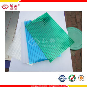 Building Material Polycarbonate Plastic Sheeting PC Hollow Roofing Sheet pictures & photos