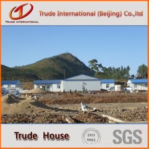 Light Steel Shell Sandwich Panel Mobile/Modular Building/Prefabricated/Prefab Camp Living Houses pictures & photos