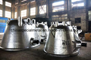Carbon Steel Casting Ladle for Metallurgical Plants