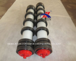 Self Cleaning Roller Idler for Belt Conveyor pictures & photos