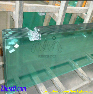 China Best Price Clear White Tempered Glass for Sliding Doors