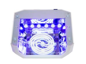 36watts White CCFL LED Nail Lamp pictures & photos