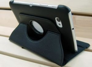Rotary Case for Samsung Tab 7.7/P6800 (P6800-LT-001)