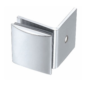 Glass Square Connector for Bathroom Door (KTW08-003)