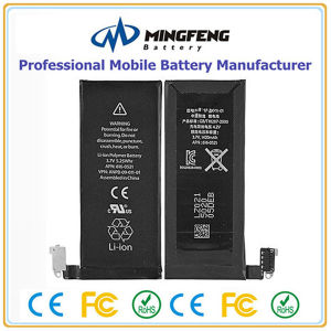 Long Life Polymer Cell Phone Battery 4G for iPhone, Mobile Battery