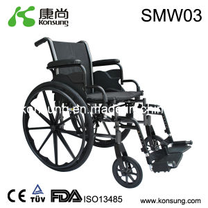 Steel Manual Wheelchair (SMW03)