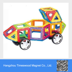 Permanent Educational Magnetic Construction Set Toy pictures & photos