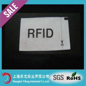 EAS Security System RFID Label for EAS Garments Tag Used in Supermarket and Warehouse EL21 pictures & photos