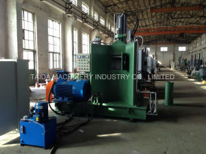 China Plant Rubber Pressurized Dispersion Banbury Kneader Mixing Machine X (S) N-10, 20, 35, 55, 75, 110. pictures & photos