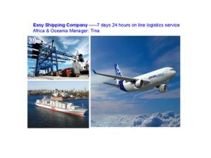 Consolidate Shipping Service for Dubai From China pictures & photos