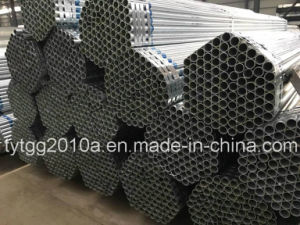 Welded Galvanized Steel Tube pictures & photos