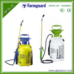 5L Garden Sprayer Knapsack Sprayer (GF-05)
