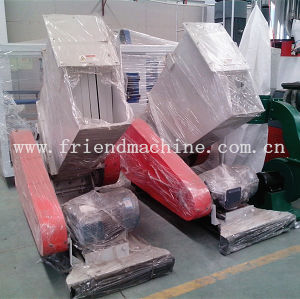 PVC Plastic Pipe Crusher Machine (SWP-400) pictures & photos