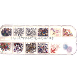 fashion DIY 3D Metal Nail Art Accessories Beauty Products (D67)
