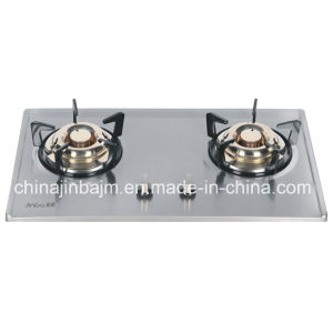 2 Burner 730 Length Stainless Steel Built-in Hob pictures & photos