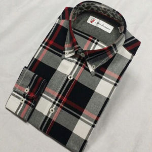 db176420 China Flannel Casual Italian Mens Designer Shirts - China Shirt ...