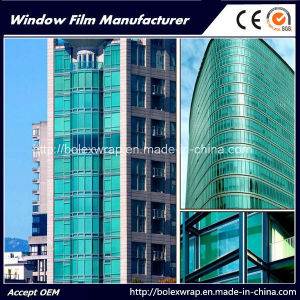 Reflective Film, Window Film Reflective Solar Window Film Building pictures & photos