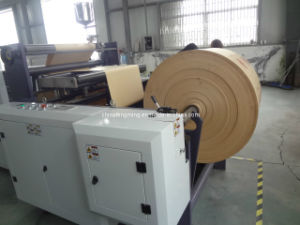 FM-290/460 Adjustable Roll Square Bottom Paper Bag Machine pictures & photos