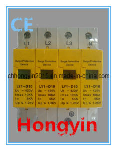 D10-3p +N High Quality Voltage Surge Protective Device pictures & photos