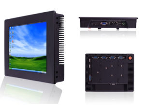8′′ Embedded Industrial Touch Panel PC with Atom N2800/N2600 Dual Core 1.8GHz pictures & photos