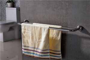 Stainless Steel Towel Bar Single Towel Rail (6012) pictures & photos